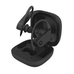 Visite de casque en Ligne-B10 sans fil Bluetooth charge sport casque 5.0 écouteurs tour d'oreille avec microphone vrai casque sans fil pour Xiaomi Huawe