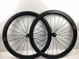 Oem rodas de carbono on-line-LEERUN 700C rodas de carbono completo 38mm 50mm clincher novatec roda rodas de carbono de design de carbono oem design de cerâmica de carbono