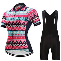 Cycling Women Bike Clothes 2019 Hot China Roupa Feminina Ciclismo Short  Sleeve Breathable Bicycle Clothing Bib Shorts Kit d479ced9c