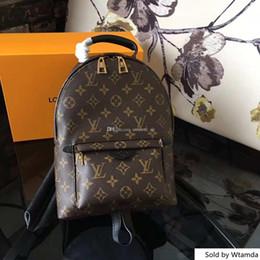 2019 borse borse primavera Borsa da donna Borsa da donna Borsa da donna Borsa Borsa da donna alta Pochette Retro M41560 Zaino Palm Springs Pm sconti borse borse primavera