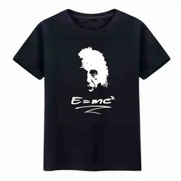 science tees Coupons - 2019 Science equation T-shirt women men geek t shirts comic tee tshirt The Big Bang Theory of relativity E=MC2 letter print