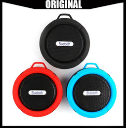 ganci di aspirazione all'ingrosso Sconti Altoparlante all'ingrosso Altoparlante Bluetooth Senza fili Potabile Lettore audio Altoparlante impermeabile Gancio e ventosa Lettore musicale stereo