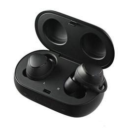 2019 Горячая Новейшая Передача Iconx Новая Мода SM-R150 Беспроводные Bluetooth-наушники спортивные мини Bluetooth-гарнитура с зарядкой / ящик для хранения от