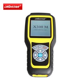 Argentina OBDSTAR X300M OBDII Corrección del cuentakilómetros X300 M Herramienta de diagnóstico de ajuste de kilometraje (todos los autos pueden ajustarse mediante Obd) Actualización mediante tarjeta TF Suministro