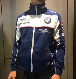 2020 maglia della bici di pile BMW off-road moto Jersey maglione mountain bike in discesa più adatto alle moto da corsa cavaliere maglione vestito caldo pile maglia della bici di pile economici