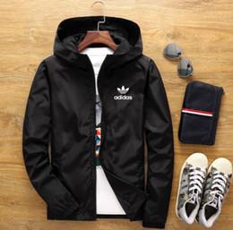 sudaderas para hombre 6xl Rebajas Chaqueta de diseñador avanzado 2019 Marea de moda Abrigo de chaqueta para hombre Estampado de lujo para hombre Sudadera con capucha Deporte al aire libre Masculino 6XL Abrigo de chaquetas femeninas