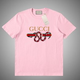 2019 obd recorder car 8gucci XF047 Gucci модные мужчины и женщины с короткими рукавами и одежда