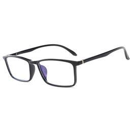 novo telemóvel transparente Desconto Novo Computador telefone móvel óculos de leitura óculos de lente de vidro transparente unisex anti-óculos de armação azul óculos óculos de qualidade superior do computador