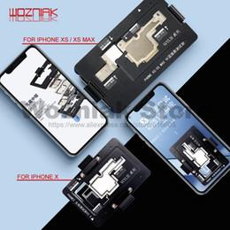 iphone haupt-motherboard Rabatt WYLIE Main Board Mid-Level-Funktionstestrahmen für IPHONE X / XS / XS MAX im Inneren des Chip-Motherboard-Erkennungstesters