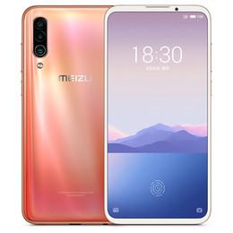 """Мобильный полнофункциональный телефон онлайн-Оригинал Meizu 16XS 4G LTE Сотовый телефон 6 ГБ оперативной памяти 64 ГБ 128 ГБ ROM Snapdragon675 Octa Core 6.2 """"Полноэкранный 48-мегапиксельная камера Super MP Touch Touch ID"""
