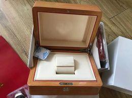 holzuhr-logo Rabatt Luxusuhrenbox Herrenuhren Boxetuis mit Logo Top-Marke om-ga Holzbox 001