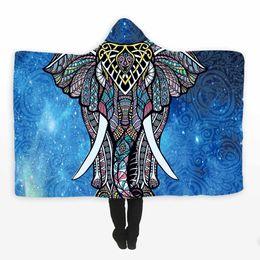 100/% Polyester Fleece Multi Coloured Elephants /& Rhinos Rhinoceros 150cm