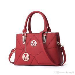 Sacs à main designer rose sugao sac à bandoulière sac à bandoulière en cuir PU sac à bandoulière femme 2019 nouveau style femmes sac à main bandoulière en gros 6 couleur ? partir de fabricateur