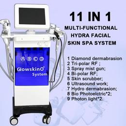 2019 nouvelle machine faciale Hydra de levage de peau de rf Microdermabrasion Hydro Dermabrasion hydro enlèvement des rides Ultrason peau ferme Spa Machine ? partir de fabricateur
