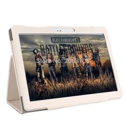 2019 tableta 4g sim 2019 Nuevo 10 pulgadas Octa Core 3G / 4G Tablet PC 4GB 64GB Android 8.0 IPS GPS 8.0MP 3G / 4G WCDMA Dual Sim Tableta para tarjetas tableta 4g sim baratos