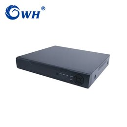 Câmera onvif dvr on-line-CWH 16CH 5in1 AHD DVR Suporte CVBS CVI TVI AHD Câmeras IP Analógico HD P2P Nuvem H.264 VGA HDMI ONVIF Gravador De Vídeo RS485 Áudio