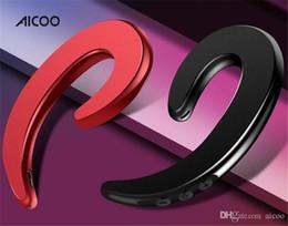 Canada Aicoo Bluetooth Écouteur sans fil Oreille-Crochet Non Oreille Plug Suppression du Bruit Oreille Bluetooth Oreillette Bluetooth Indépendante Porter avec Emballage Offre