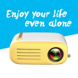 YG200 Mini Smart Home Home Cinéma Théâtre Multimédia LED TFT LCD Projecteur Portable Support Multi-langues Support HDMI ? partir de fabricateur