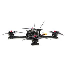 Argentina venta al por mayor HAWK 5 Brushless FPV Racing Drone con F4 OSD BLHeli_S 30A ESC 600TVL Cámara BNF - FrSky XM + supplier racing drone cameras Suministro