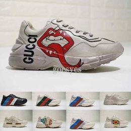 2019 scarpe da ginnastica vintage per gli uomini 2019 Balenciaga men shoes  triple s sneakers Top 76f37f6dce8