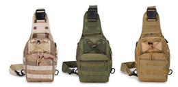 2019 caso reflexivo iphone Sacos de Peito tático ocasional Saco Ao Ar Livre Único Ombro Sling Bag Para Alpinismo Camuflagem Bolsa Crossbody