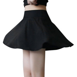 25d6c19929 Badminton Breathable Quick Drying Women Sport Anti Exposure Tennis Skirt  2019 Sports Tennis Yoga Skorts Fitness Short Skirt