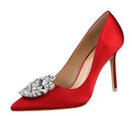 Леопардовые свадебные каблуки онлайн-Женщины Насосы Leopard Обувь На Высоких Каблуках Сексуальные Заостренные Пальцы Свадебные Туфли Женщина Стилет Каблук Офис Леди Платье Обувь Повседневная Вечер