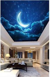 Wholesale 3d Large Ceiling Wallpaper For Resale Group Buy