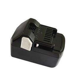 batería hitachi Rebajas BSL1830 Taladro eléctrico Batería Caja de plástico PCB Placa de circuito para Hitachi BSL1830 18V 3.0Ah Batería