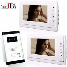2019 intercomunicador de audio y video SmartYIBA 7