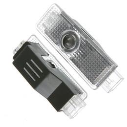 2019 audi q5 luces Accessor del coche luces de la puerta del coche logo proyector bienvenido llevó la lámpara fantasma luces de la sombra para Audi A3 A4 Q5 Q7 TT A5 A8 A1 A8L A6L Q3 R8 audi q5 luces baratos