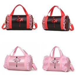 ballet bags UK - Luxury Handbags Girl Bags Designer Ballet Princess Dance  Bag Crossbody Shoulder Bags 938be7c4f1163