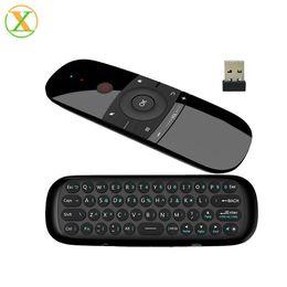 Claviers de prix en Ligne-Fabricant original W1 2.4G souris air mini souris sans fil clavier télécommande sans fil avec le meilleur prix