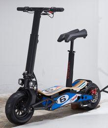 scooters électriques personnalisés Promotion 2018 pas cher vélo électrique 36V pliant moto