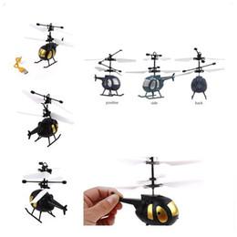 2019 bras de morceau Avion DronMini RC Drone Flying RC Helicopte Infrarouge Induction Télécommande Drone Dron Enfants Jouets r