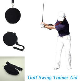 2019 golfschwungs haltung Der Golfschwunghilfe-Trainer unterstützt die intelligente Korrektur der aufblasbaren Ballhaltung günstig golfschwungs haltung