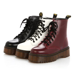 2019 botas estilo europeo mujeres Xiniu Moda Mujer Botas Cortas de Invierno Zapatos de Estilo Europeo Botas de Tobillo Caliente de Peluche de Invierno Punta Redonda Zapatos de Mujer Botines mujer botas estilo europeo mujeres baratos