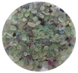 C09 2 ~ 5 mm Natural Brasil Fluorita Amatista Piedra Cristales Chips Cuarzo Acuario desde fabricantes