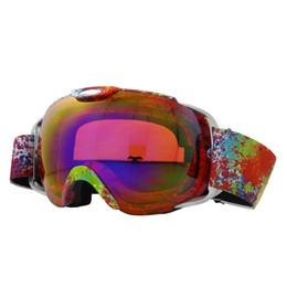 2019 gafas de sol anti niebla Gafas de esquí UV400 capas dobles lentes anti-niebla resistente a los arañazos desgaste con el Rx Gafas de snowboard, gafas de sol para Hombres Mujeres gafas de sol anti niebla baratos