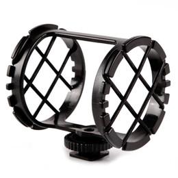 боя-микрофон Скидка Новый SHOCKMOUNT ботинка камеры BOYA BY-C03 для микрофонов 1