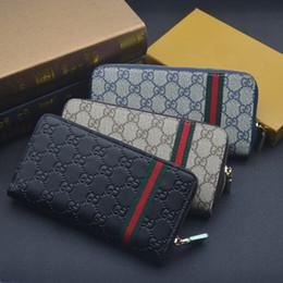 bolsos de marca famosa Rebajas Nuevos carpeta del diseñador mujeres de la llegada del sostenedor de lujo famosos bolsos monederos monederos Carta diseñador de la marca de tarjeta de crédito para regalo