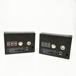 Testador de cigarros on-line-E Cigarro Instrumento de Teste Dab Ferramenta Portátil Mod Box Acessório para 510 Cartomizer Vape Pen Tensão Resistência Tester
