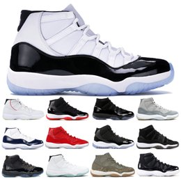 b774fe239790 best womens basketball shoes Promo Codes - Best Concord 45 11 Basketball  Shoes 11s Mens Womens