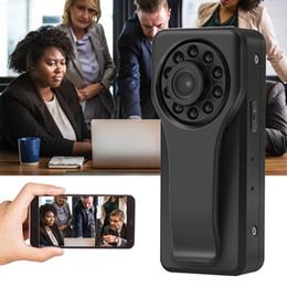 unidade flash de câmera de vídeo Desconto Gravador de voz Mini Câmera Digital Wifi Video Camcorder Gravador Profissional USB Flash Drive Cam Ir Luzes
