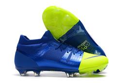 Nueva marca Original Mercurial Greenspeed 360 FG zapatos de fútbol de moda cr7 botas de fútbol zapatillas de deporte para hombres negro rosa verde rojo wqdasdwqdacacas desde fabricantes