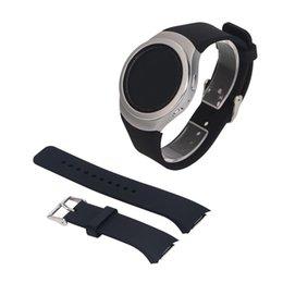 новые часы для часов samsung Скидка 2019 новый силиконовый ремешок для часов для Samsung Galaxy Gear S2 R720 R730 ремешок ремешок спортивные часы замена браслет SM-R720