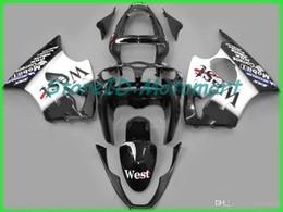 zx Sconti Kit di carene per KAWASAKI ZX6R 00 01 02 ZX6R 2000-2002 636 ZX 6R 2000 2001 2002 carenature impostato ZX6R108