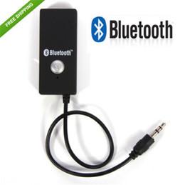 100 adet / grup * Kablosuz Bluetooth Verici Stereo HiFi A2DP Stereo Ses Dongle Konektörü 3.5mm Alıcı Ses Dongle Adaptörü nereden ip güvenlik kameraları tedarikçiler