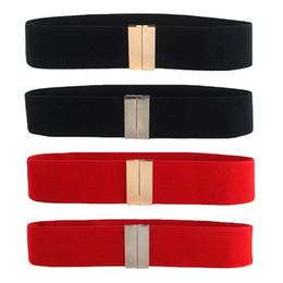 Argentina Cinturón elástico corsé elástico de la hebilla del oro de las señoras de las mujeres banda de la cintura del corsé elástico BLTLL0061 Suministro