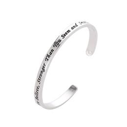 Canada Lettre bracelet bracelets cadeau des amoureux de placage lettre anglaise bracelets en forme de C Open Bangles bijoux de mode accessoires manchette bracelet supplier english c Offre
